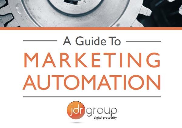 JDR Group A Guide to Marketing Automation