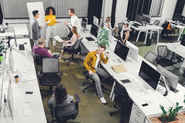 7 Simple Steps to Make Your Open Office More Private