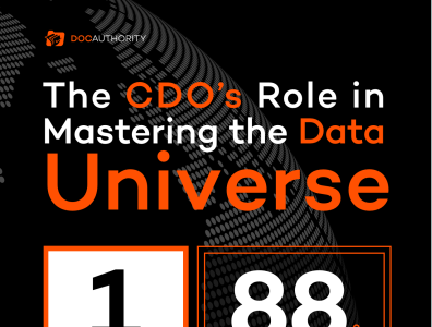 docauthority The CDO's Role in Mastering the Data Universe