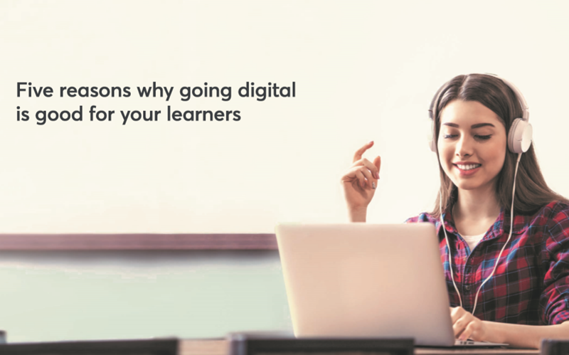 Virtual College 5 Reasons Why Going Digital Is Good for Your Learn
