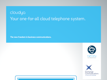 NFON Your one-for-all cloud telephone system