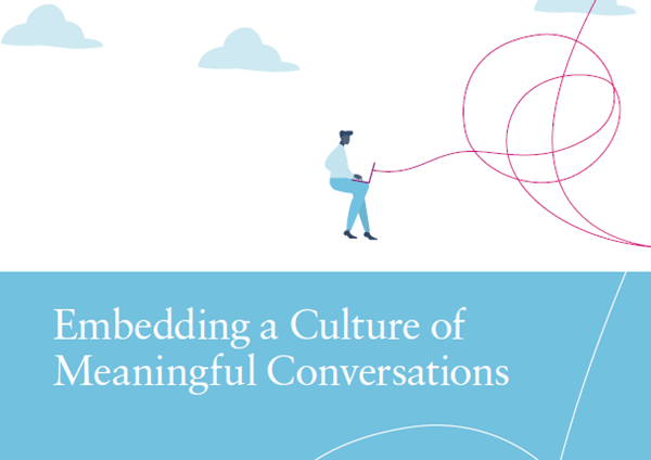 Clear Review Embedding a Culture of Meaningful Conversations