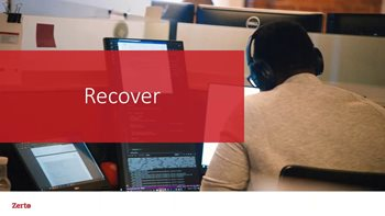 Recover From Ransomware in Seconds!