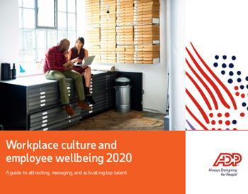 Workplace Culture and Employee Wellbeing 2020