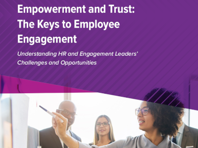 Achievers Empowerment and Trust: The Keys to Employee Engagement