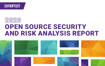 Synopsys - 2020 Open Source Security & Risk Analysis Report