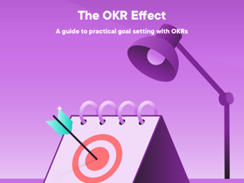 Winningtemp - The OKR Effect: A Guide to Practical Goal setting with OKRs