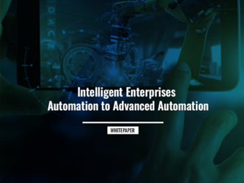 Zensar Intelligent Enterprises: Automation to Advanced Automation
