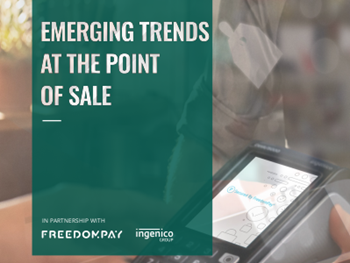 Emerging Trends at the Point of Sale