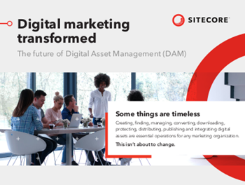 sitecore The Future of Digital Asset Management