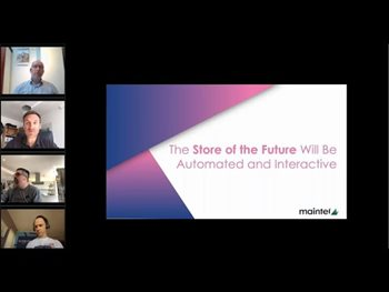 The Store of the Future Will Be Automated and Interactive
