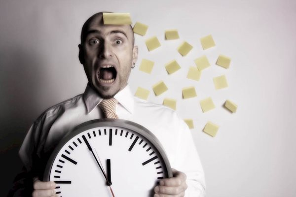 Avoid Poor Time Management in 5 Simple Steps