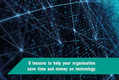 Crown Commercial Service 9 Lessons to Help Your Organisation Save Time and Money on Tech
