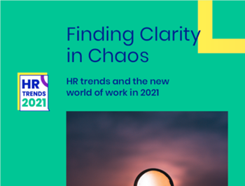 Talentsoft Finding Clarity in Chaos: HR Trends and the New World of Work in 2021