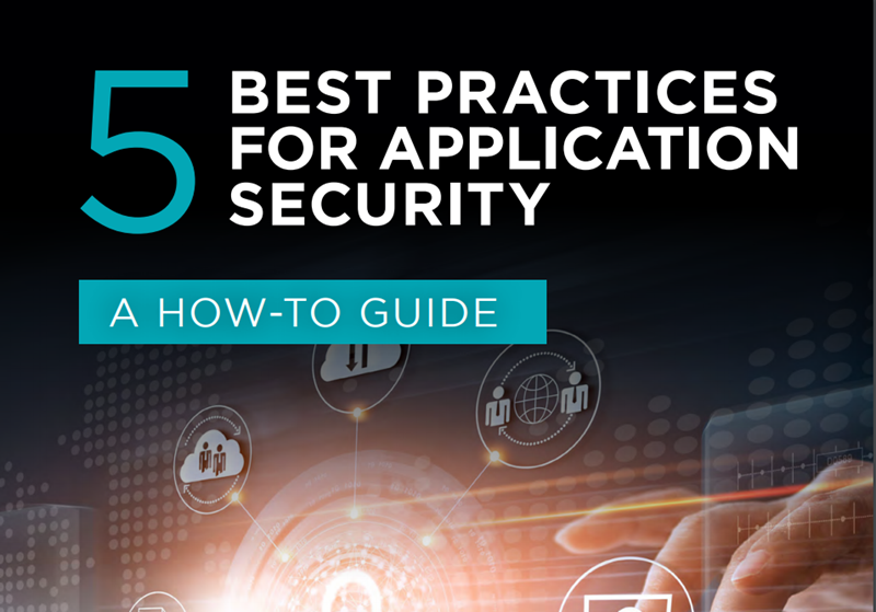 Tenable 5 Best Practices for Application Security A How-To
