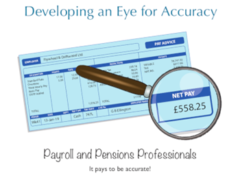 Scott Bradbury Take the Payroll and Pensions Accuracy Test