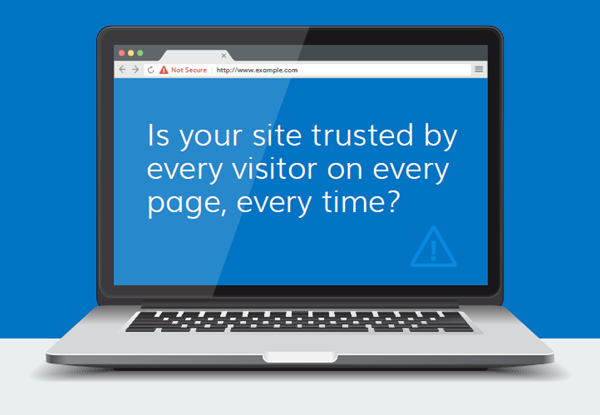 DigiCert Is Your Site Trusted by Every Visitor, Every Time?