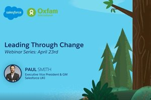 UK and Ireland Leading Through Change: Oxfam