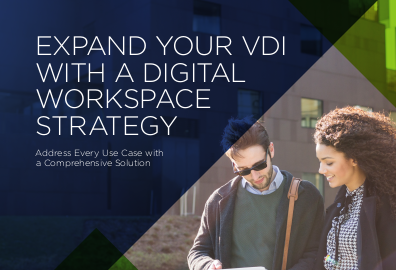 VMware Expand Your VDI with a Digital Workspace Strategy