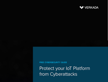 Verkada Protect your IoT Platform from Cyberattacks