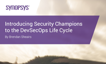 Synopsys - Introducing Security Champions to the DevSecOps Life Cycle