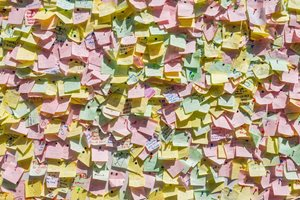How to Stop 'Passwords on Post-its' Syndrome