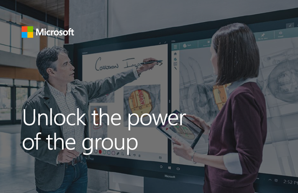 Microsoft Unlock the Power of the Group
