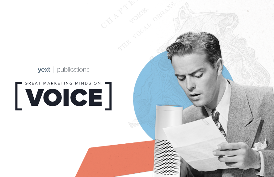 Great Marketing Minds on Voice