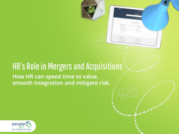 HR's Role in Mergers and Acquisitions