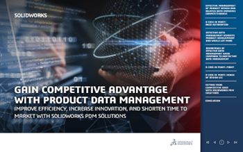 Solidworks - Enhance Your Product Development Process with Effective Data Management