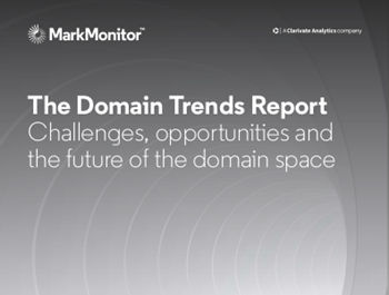 markmonitor The Domain Trends Report