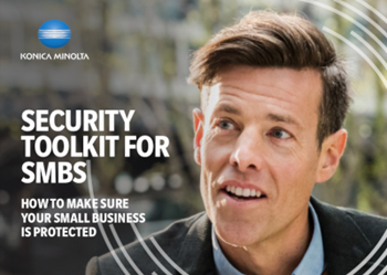 Konica Minolta Security Toolkit for SMBs