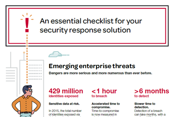 Servicenow It's Time to Rethink Security Operations