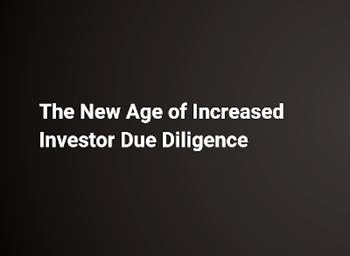 BlackLine The New Age of Increased Investor Due Diligence