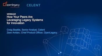 How Your Peers Are Leveraging Legacy Systems for Innovation