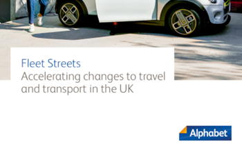 alphabet Fleet Streets: Accelerating Changes to Travel and Transport in the UK
