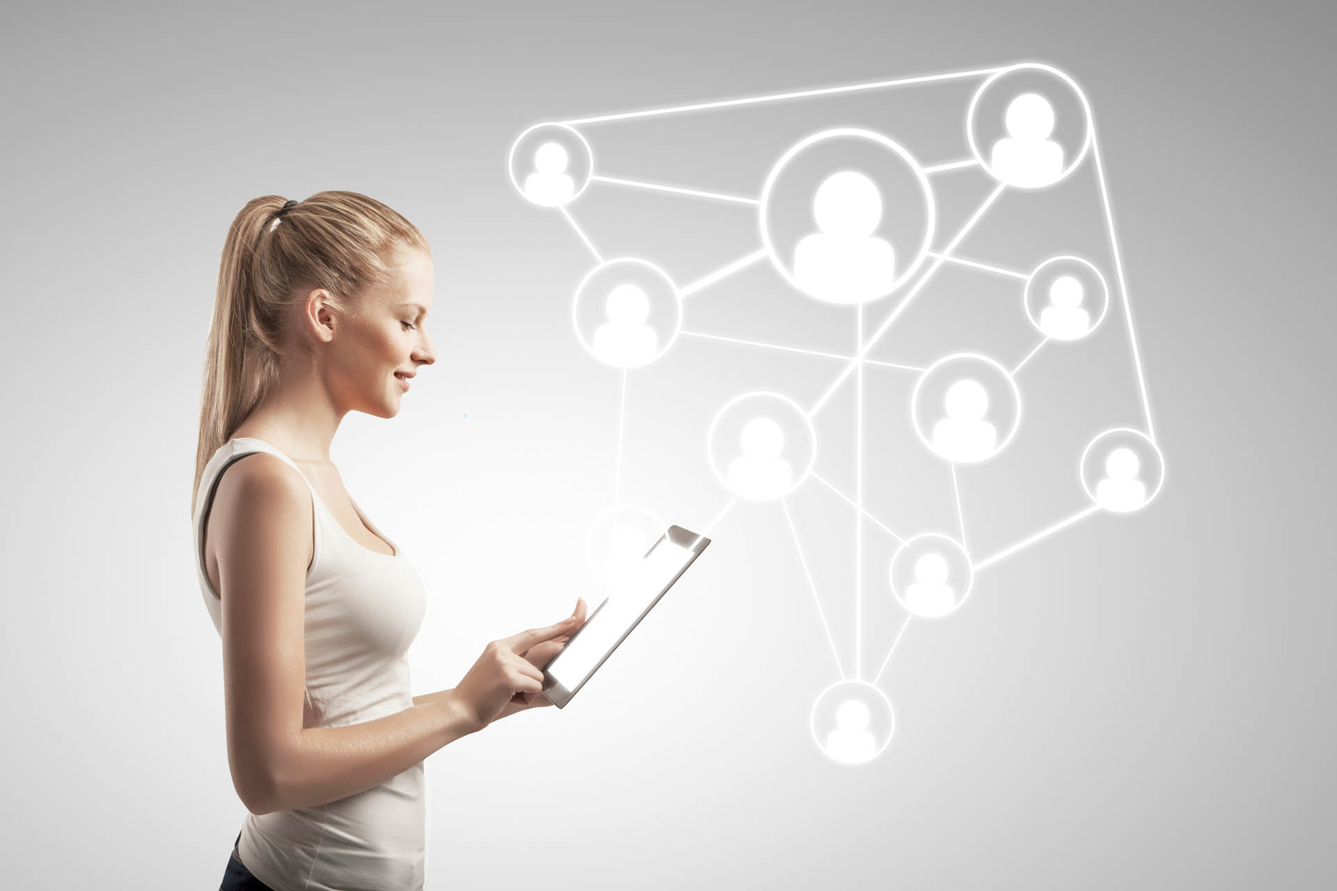 Networked Job Management: What it Means for the Wo