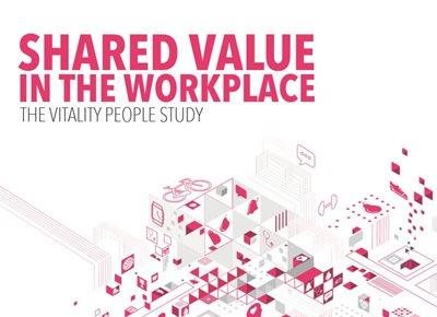 Vitality Shared Value in the Workplace: The Vitality People Study