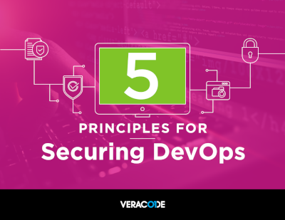 Veracode 5 Principles for Securing DevOps