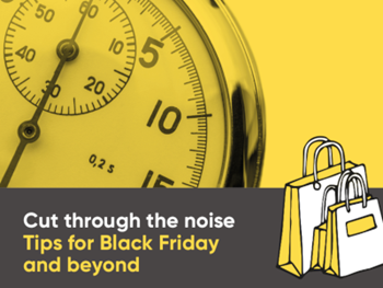 Feefo Cut Through the Noise: Tips for Black Friday and Beyond