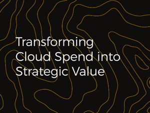 Cloudreach Transforming Cloud Spend into Strategic Value