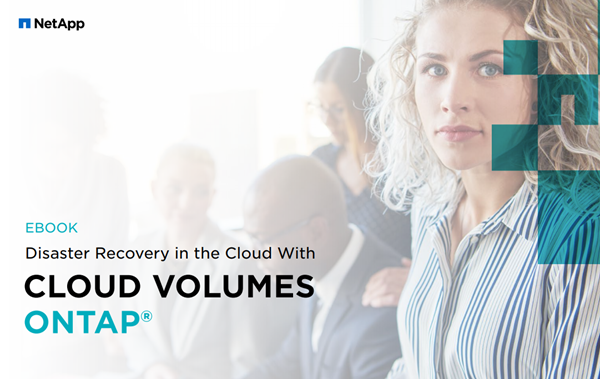 NetApp Disaster Recovery in The Cloud