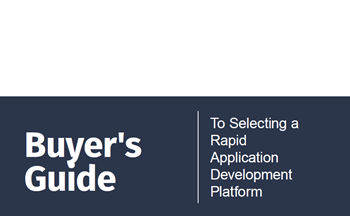 Alpha Software Buyer's Guide to Selecting a Rapid Application Development Platform