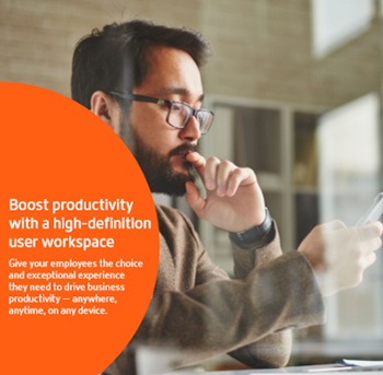 Citrix Boost productivity with a high-definition user workspace