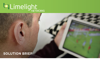 Limelight Networks Realtime Streaming for Sports