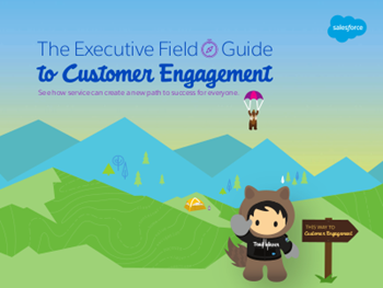 salesforce The Executive Field Guide to Customer Engagement