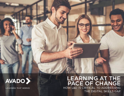 Avado Learning at The Pace of Change
