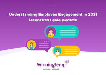 Winningtemp - Understanding Employee Engagement in 2021