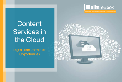 xerox Content Services in The Cloud