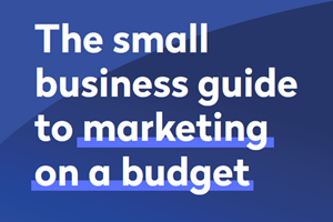 Tide The Small Business Guide to Marketing on a Budget